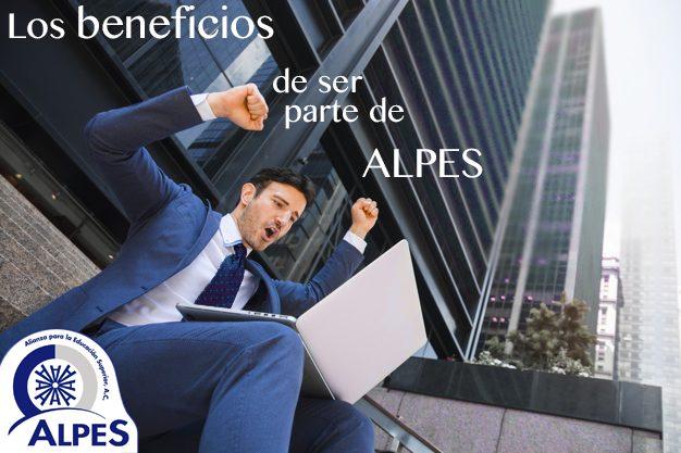Ventajas y Beneficios de ser parte de ALPES